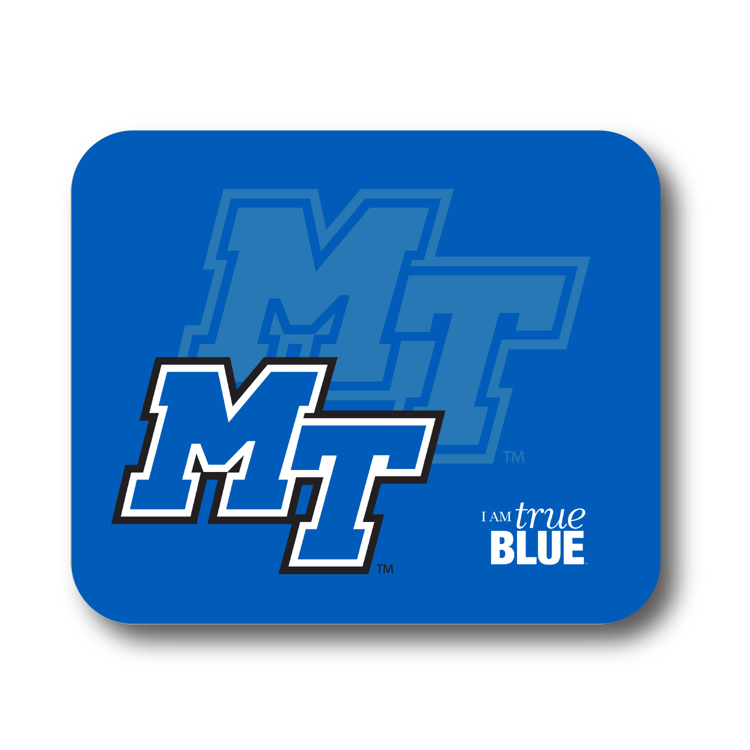MT Logo Sublimated Mousepad