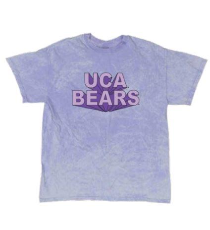 UCA Bears Washed Tee