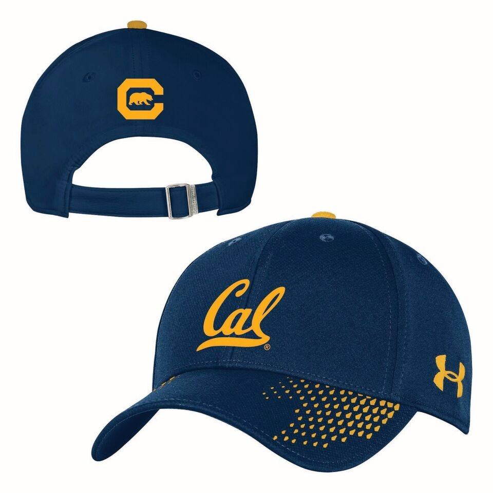 University of California Berkeley Under Armour Sideline Renegade Men's Adjustable Hat