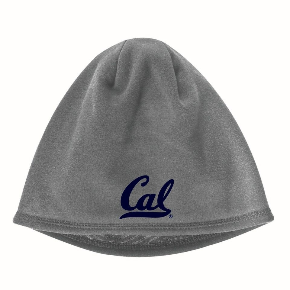 University of California Berkeley Under Armour Gray Element Beanie