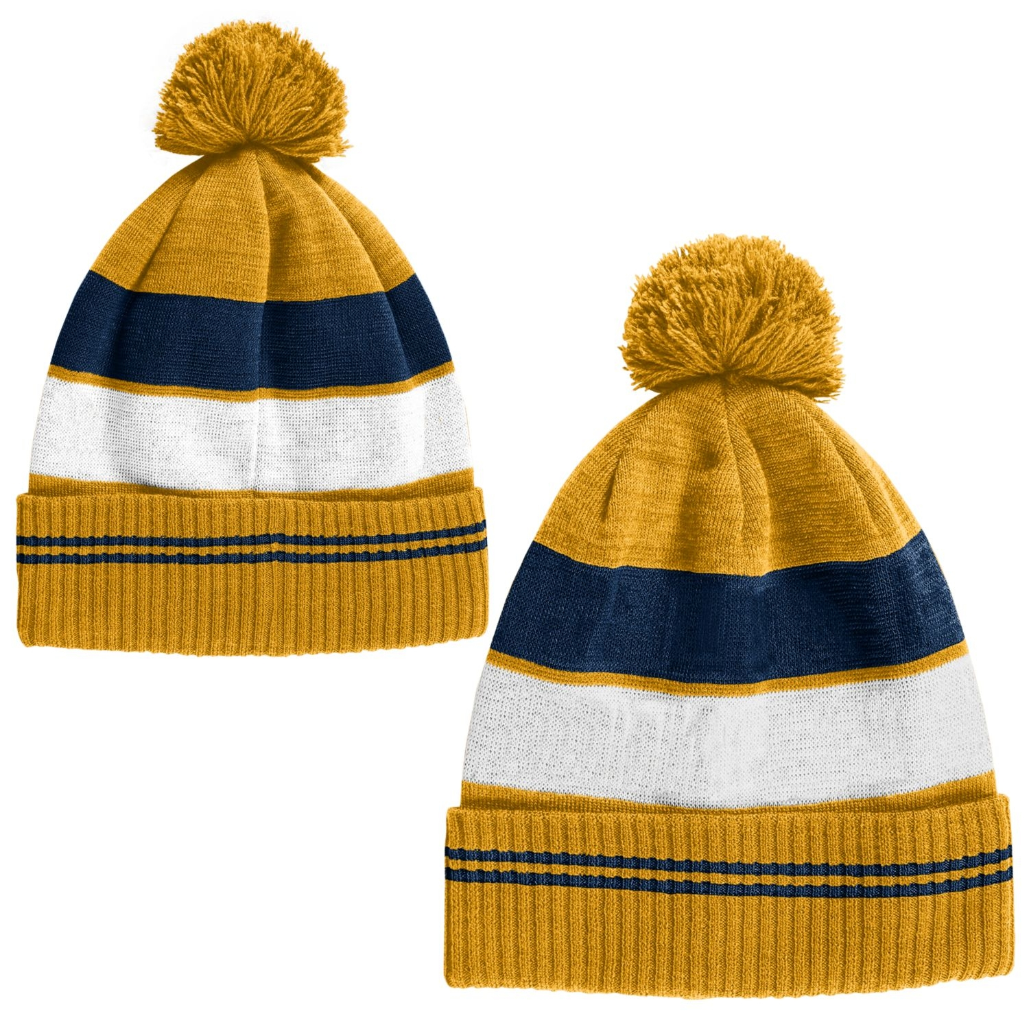 University of California Berkeley Under Armour POM Beanie