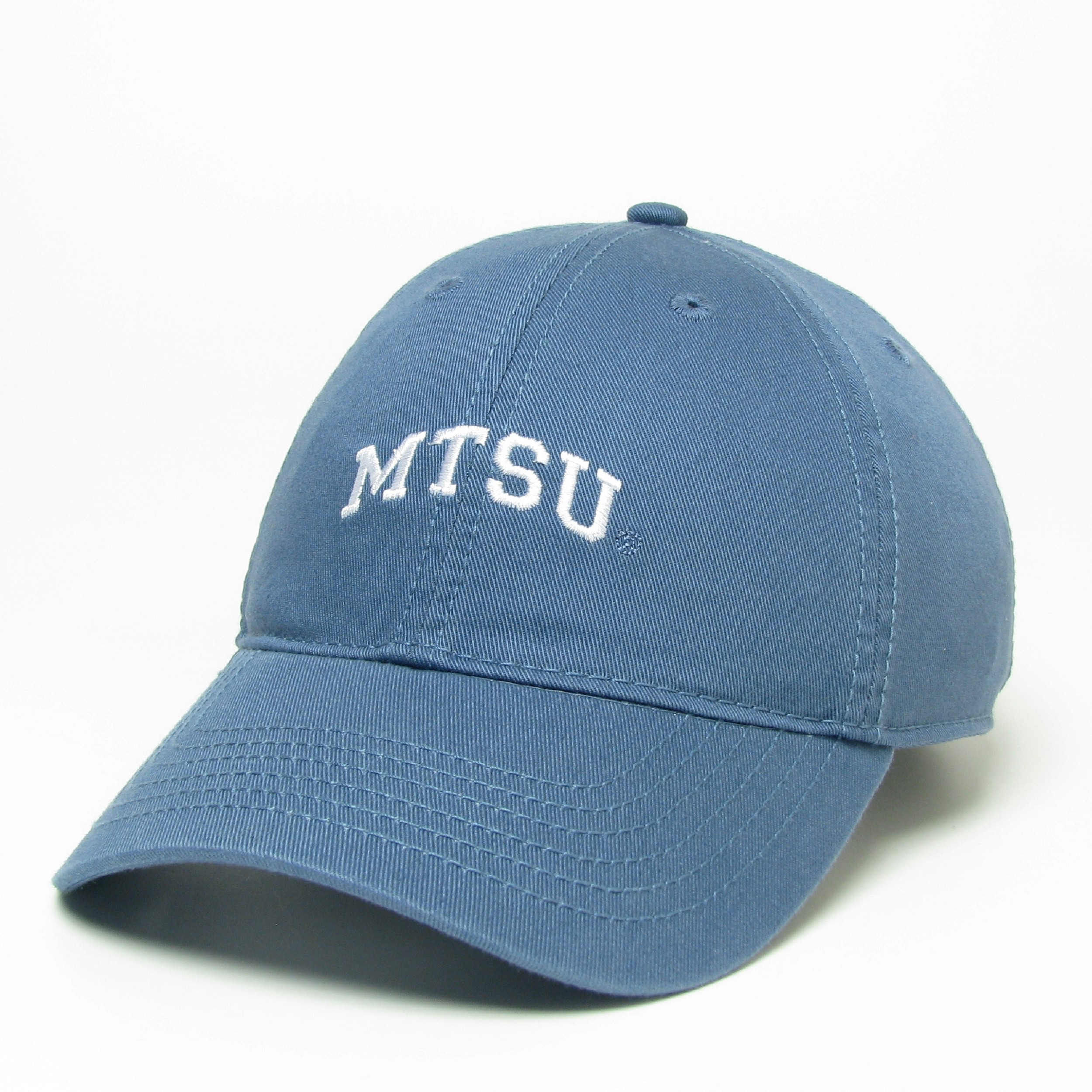 MTSU Mini Arch Relaxed Twill Hat