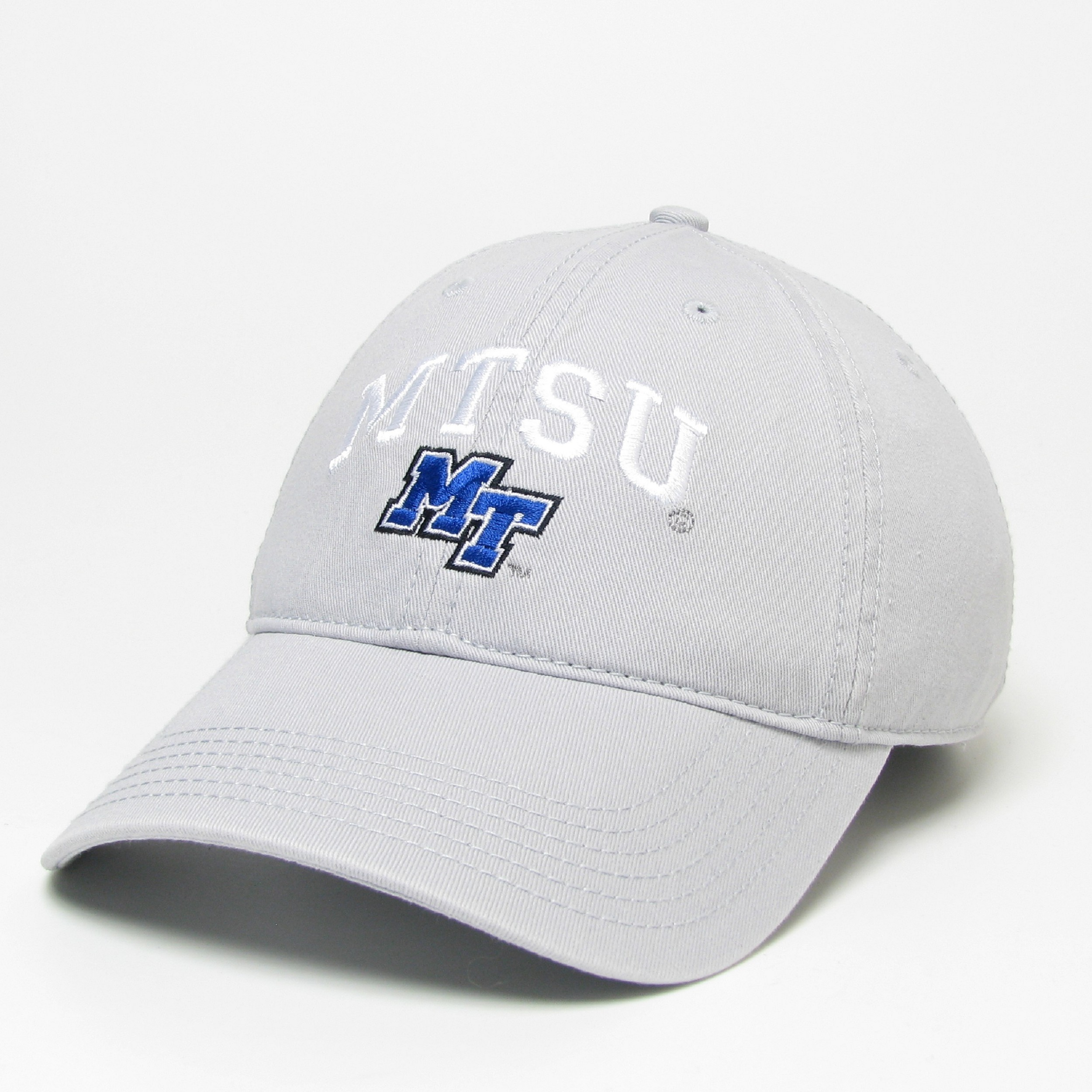MTSU Arch MT Logo Mini Champ Relaxed Twill Hat