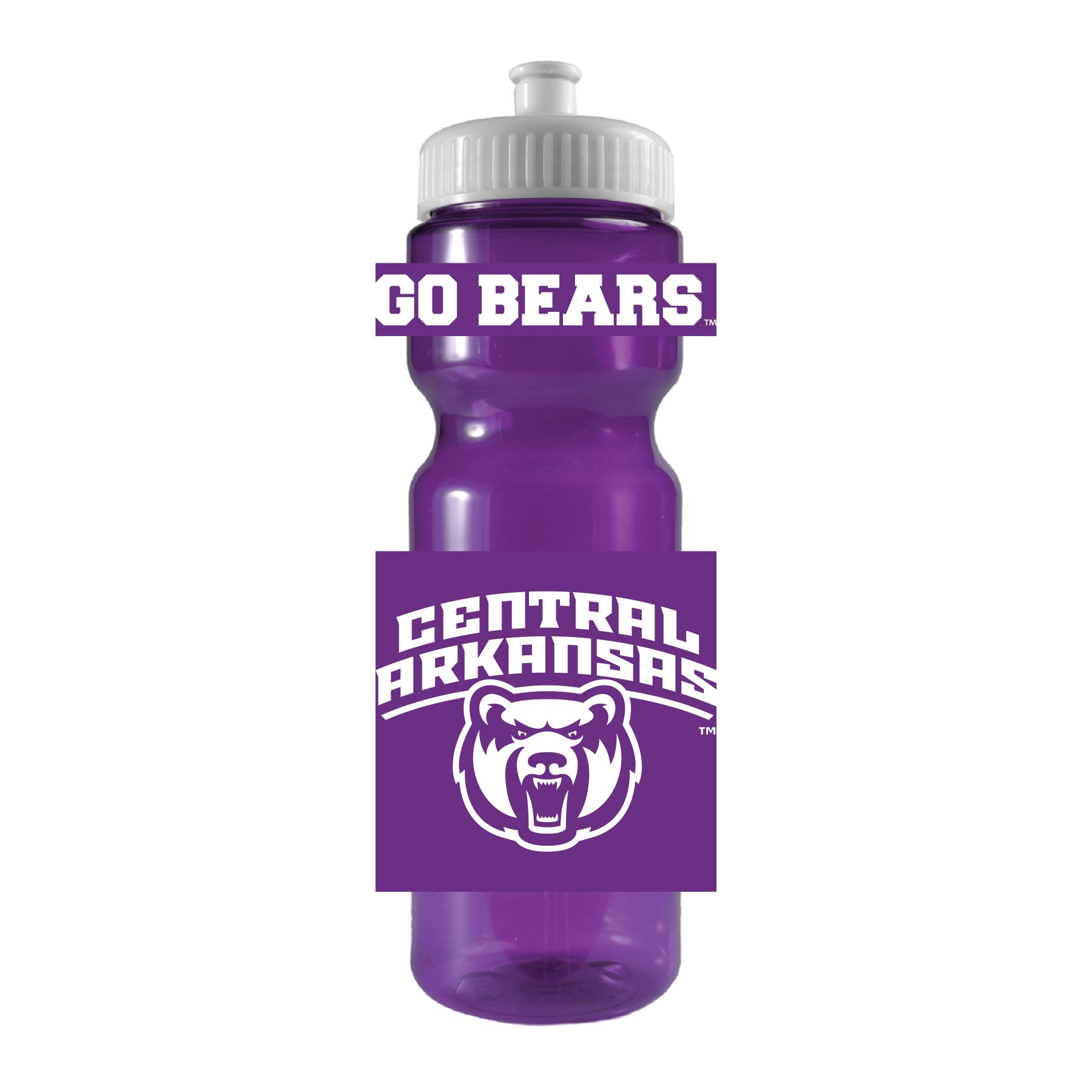 Go Bears Bottle