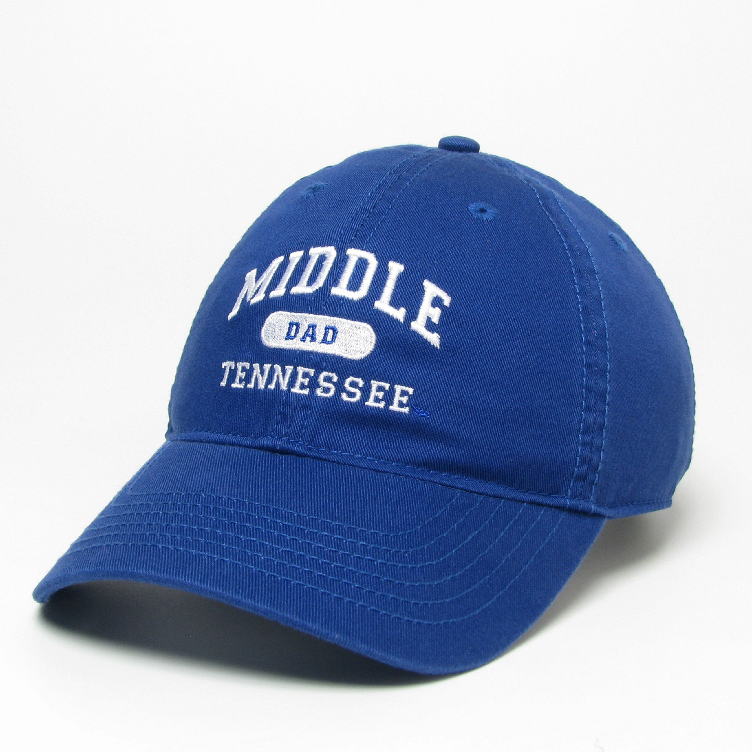 Middle Tennessee Dad Relaxed Twill Hat