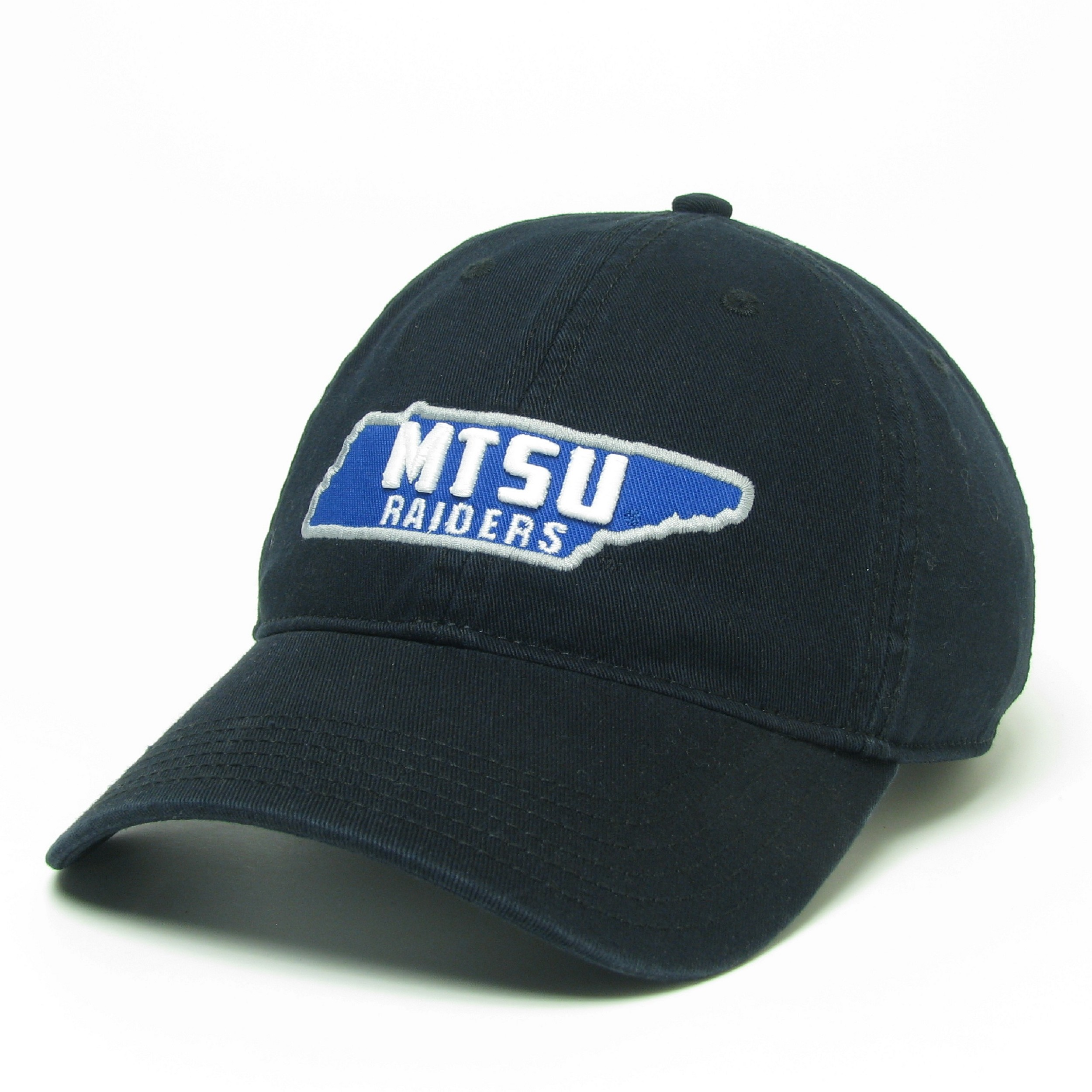 MTSU Raiders State Outline Relaxed Twill Hat