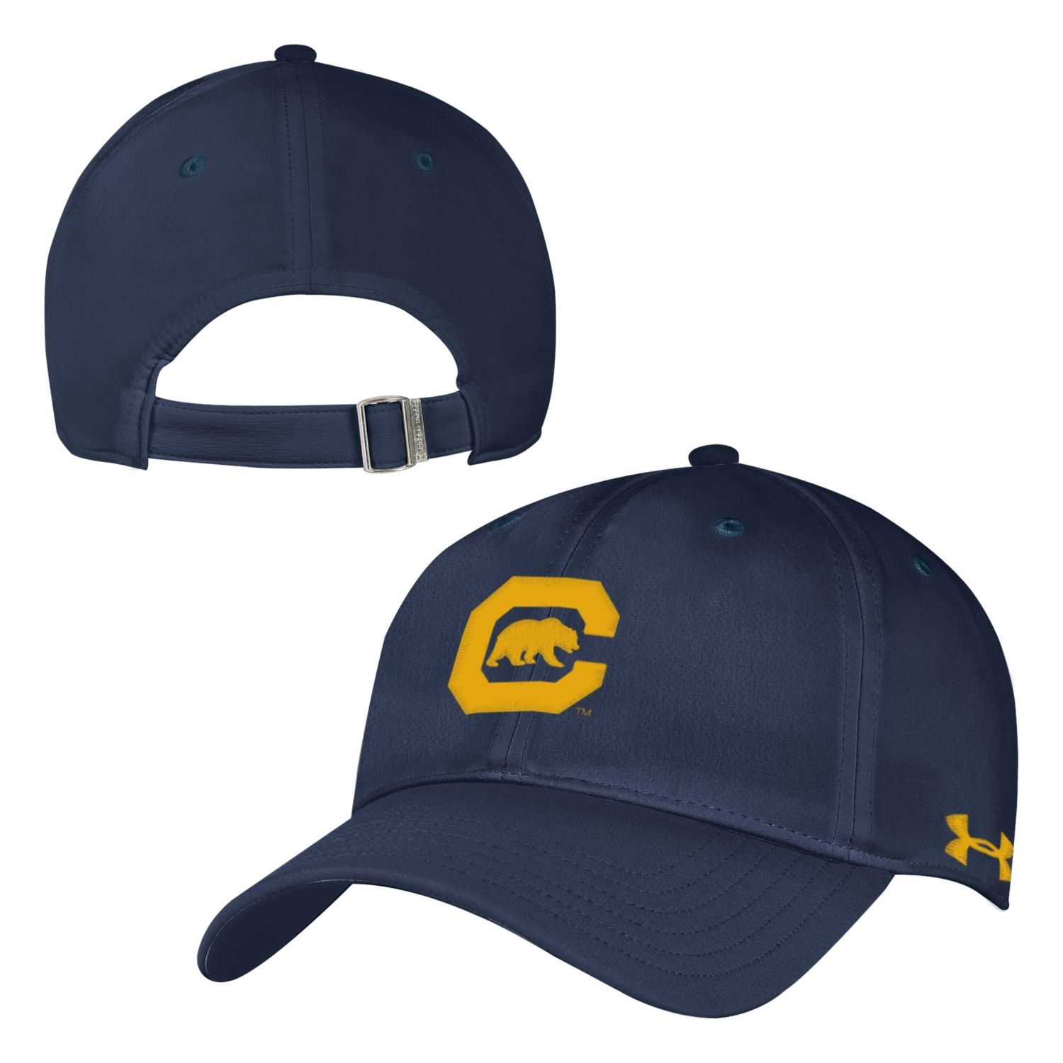 Cal Bears Under Armour Men's Renegade Adjustable Cap