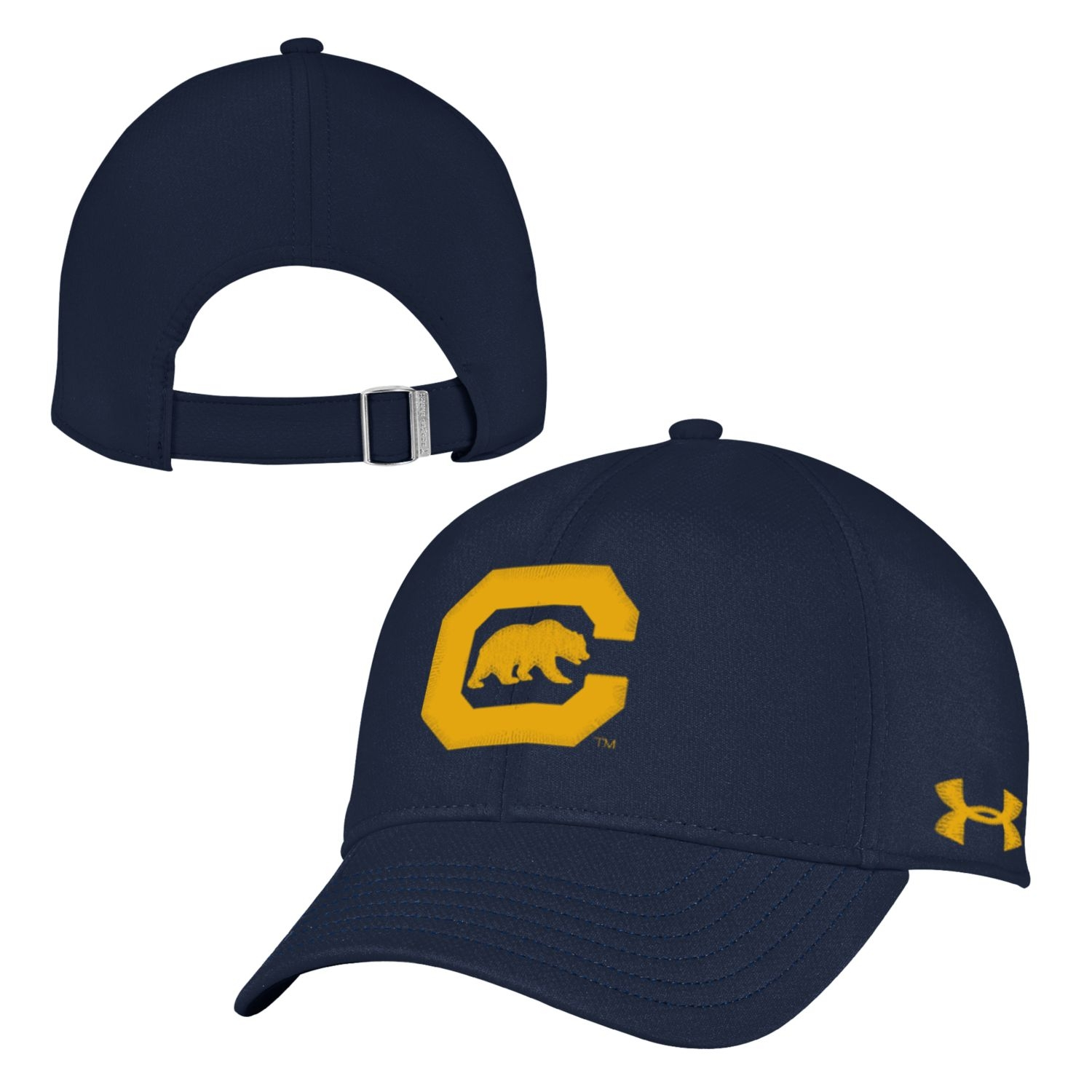 Cal Bears Under Armour Women's Renegade Adjustable Cap