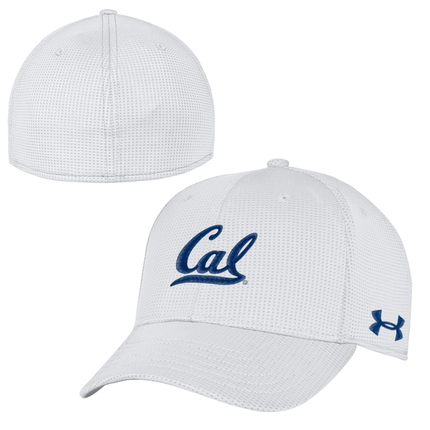 cd2bc1739de Cal Student Store  Cal Bears Under Armour Youth Blitzing Stretch Fit Cap