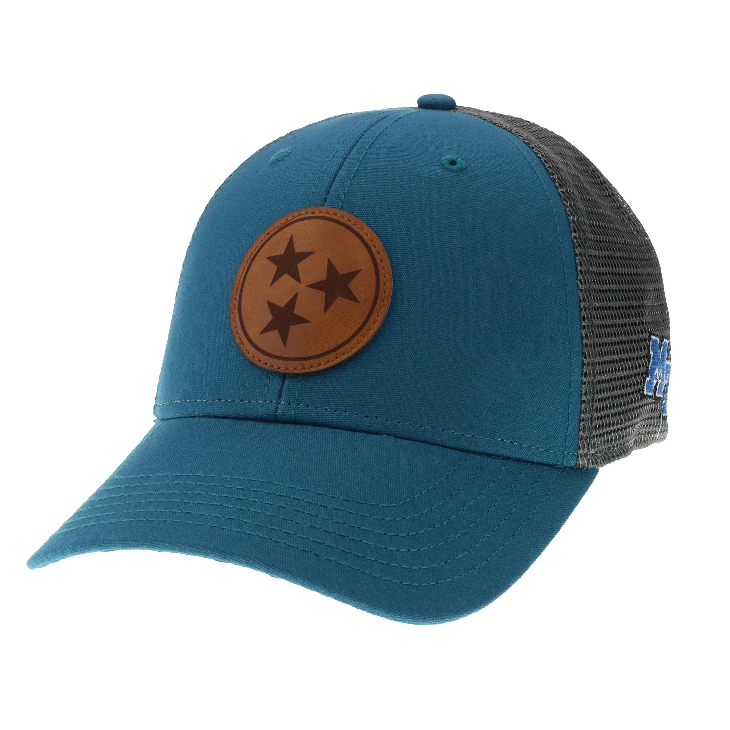 Tristar Leather Patch Lo-Profile Snapback