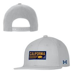 Cal Bears Under Armour Youth Huddle Snapback