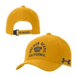 Cal Bears Under Armour Youth Blitzing 3.0 Adjustable Cap