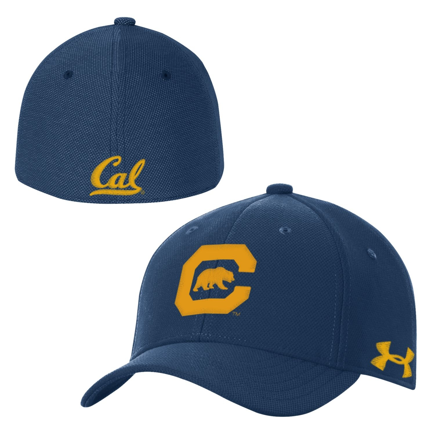 3f0d7aac917 Cal Student Store  Cal Bears Under Armour Youth Blitzing 3.0 Stretch Fit