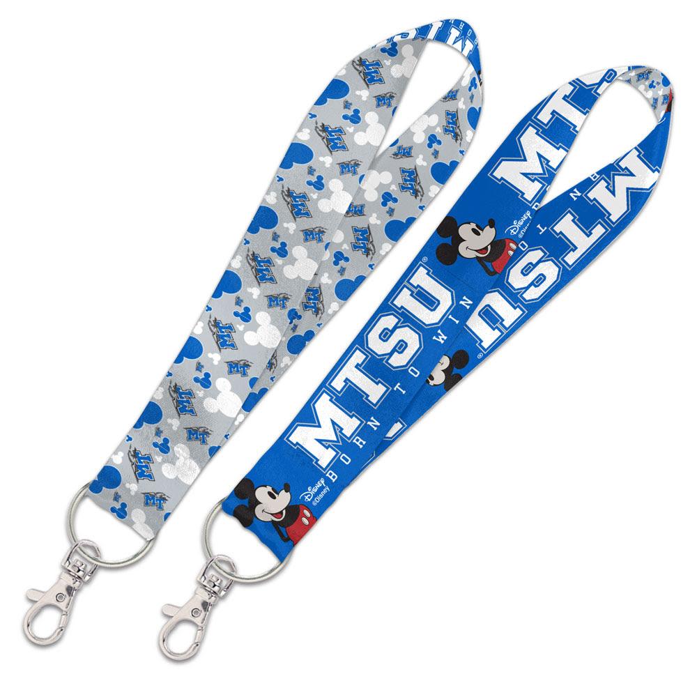 MTSU Disney Keystrap