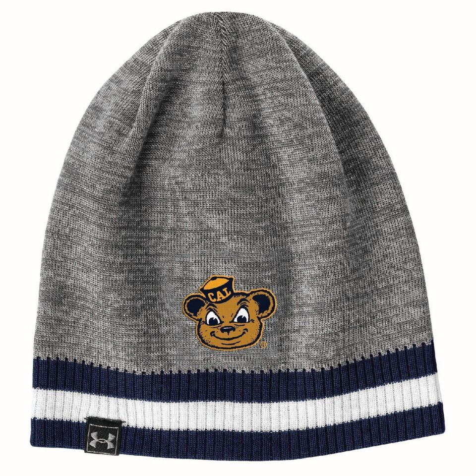 University of California Berkeley Under Armour Iconic Team Striped Beanie