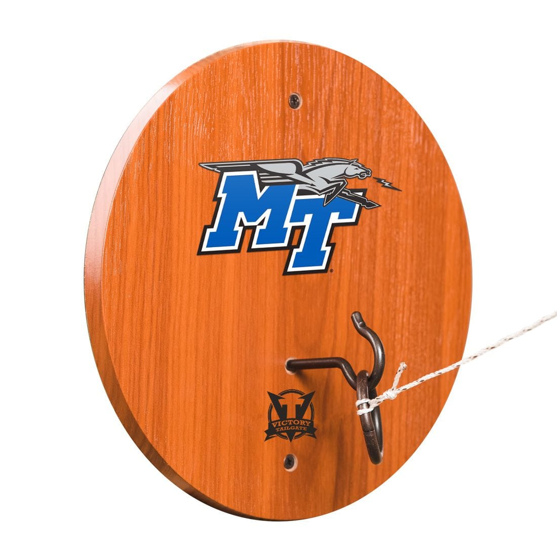 MT Logo w/ Lightning Hook and Ring Game