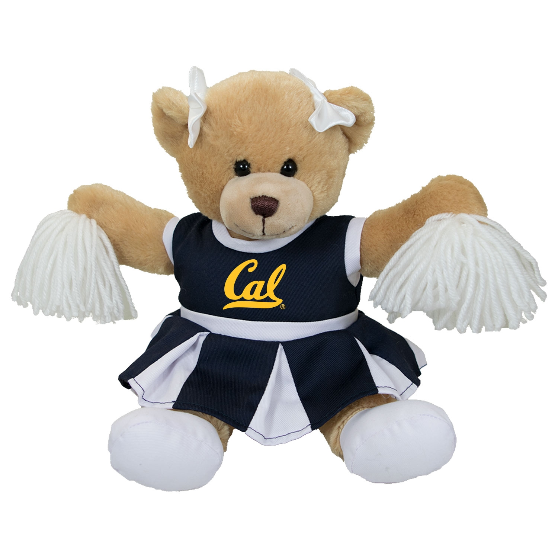 Cal Bears Carly Cheer Bear