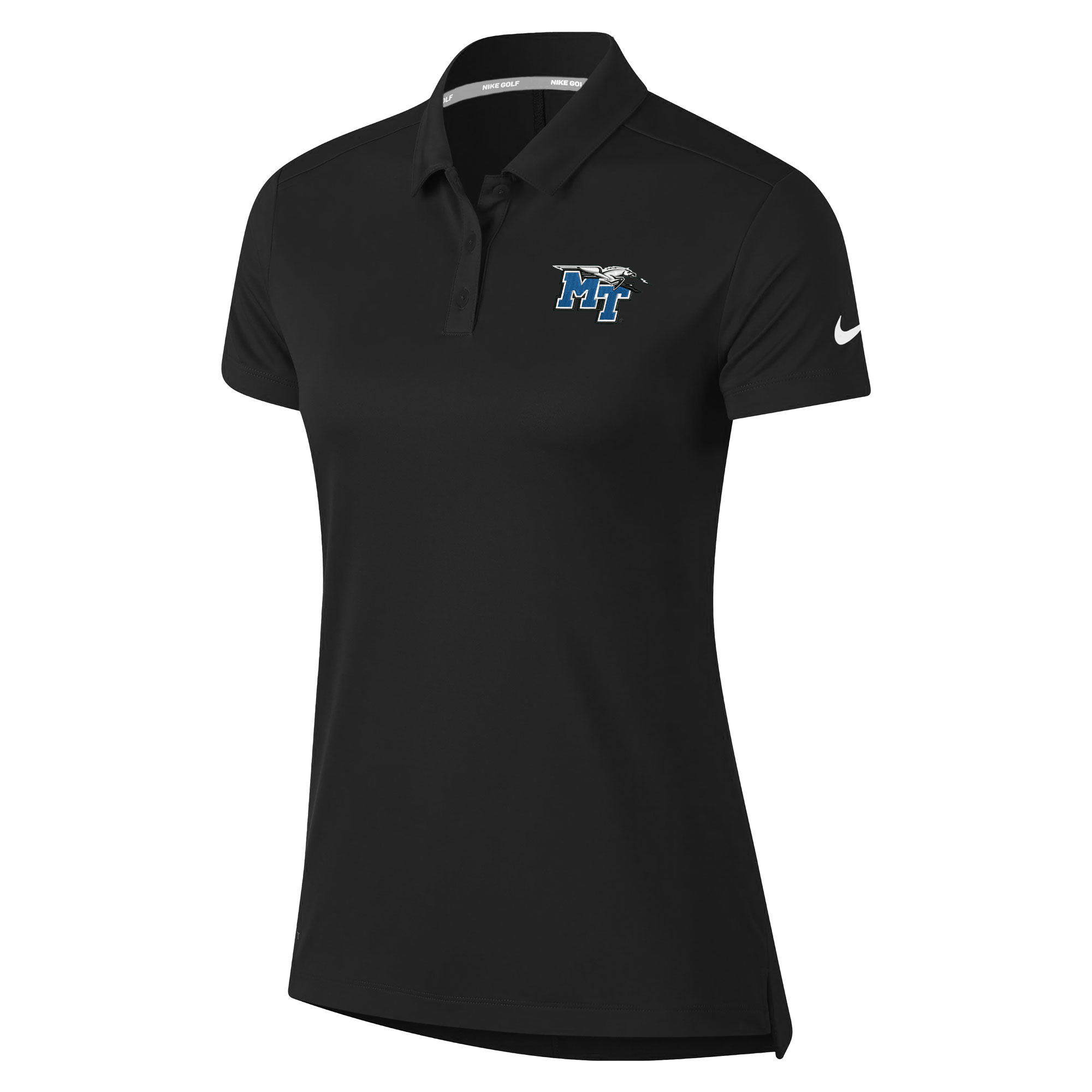 MT Logo w/ Lightning Women's Nike® Victory Solid Polo