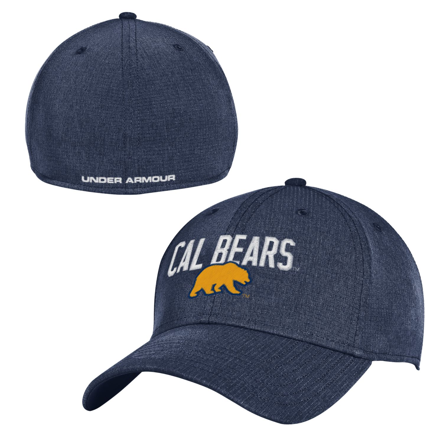 Cal Bears Under Armour Men's Airvent Stretch Fit Cap