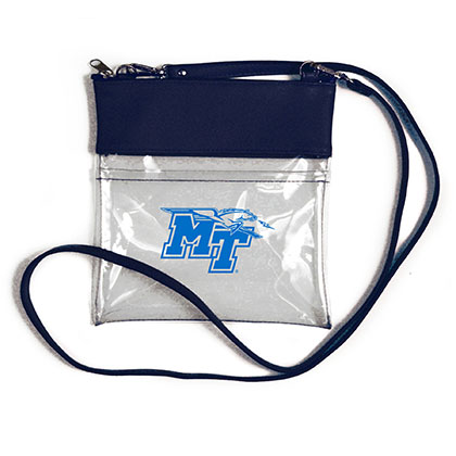 MT Logo w/ Lightning Clear Gameday Crossbody