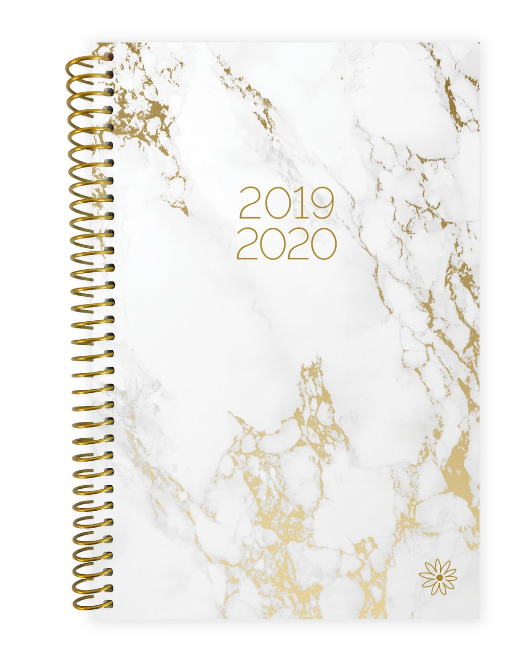 Marble - 2020 Soft Cover Planner