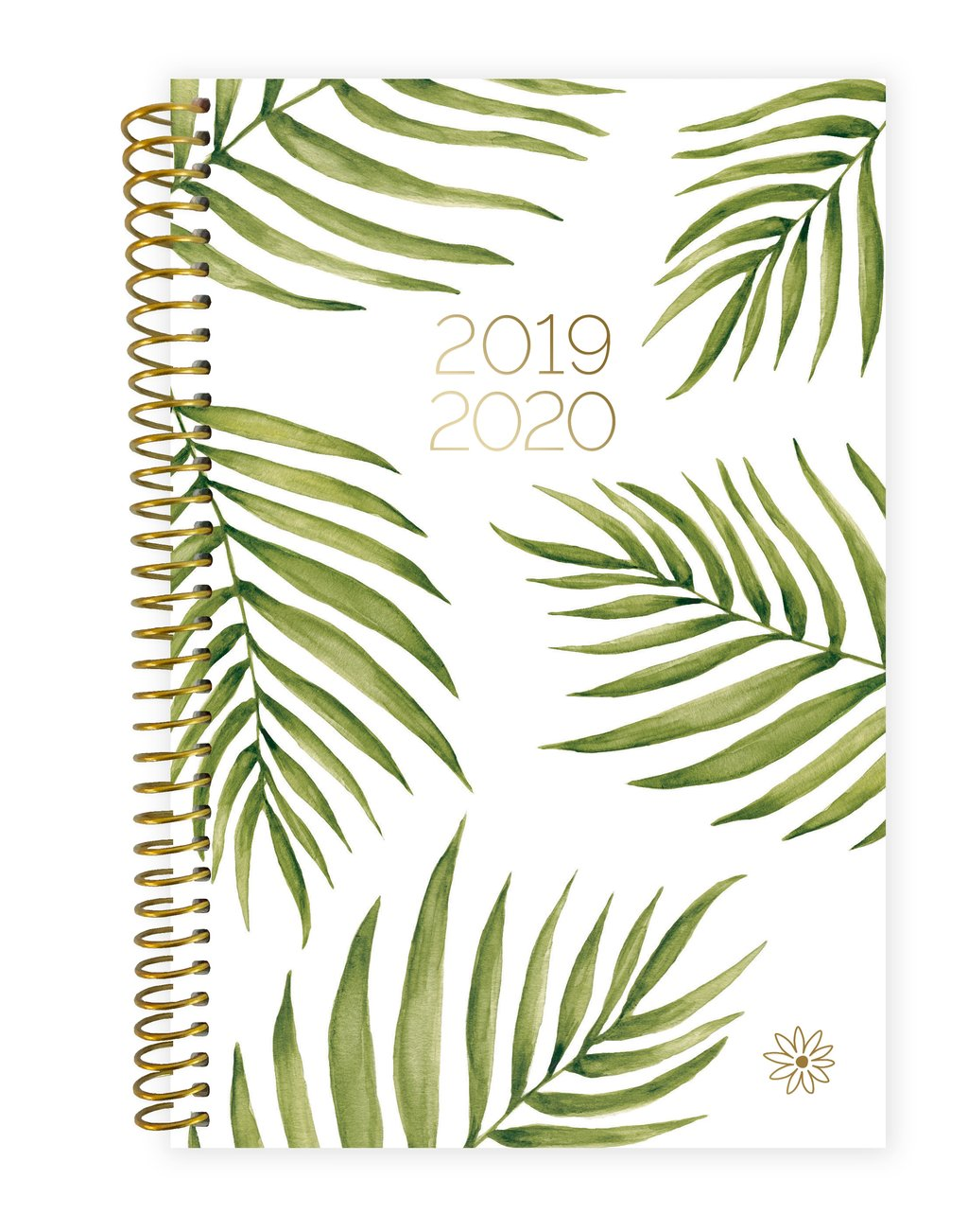 Palm Leaves - 2020 Soft Cover Planner
