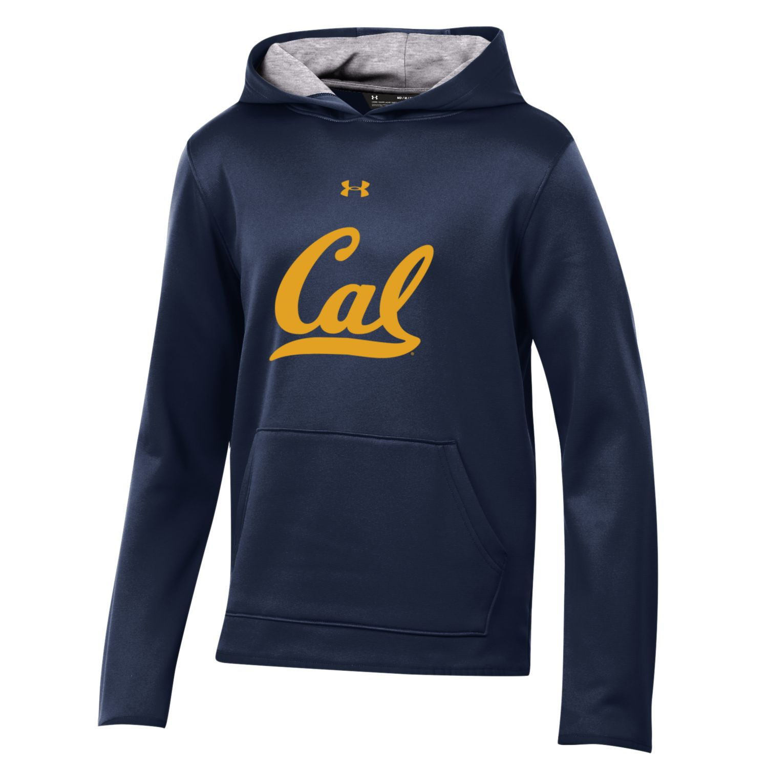 Cal Bears Under Armour Boy's ArmourFleece Hood