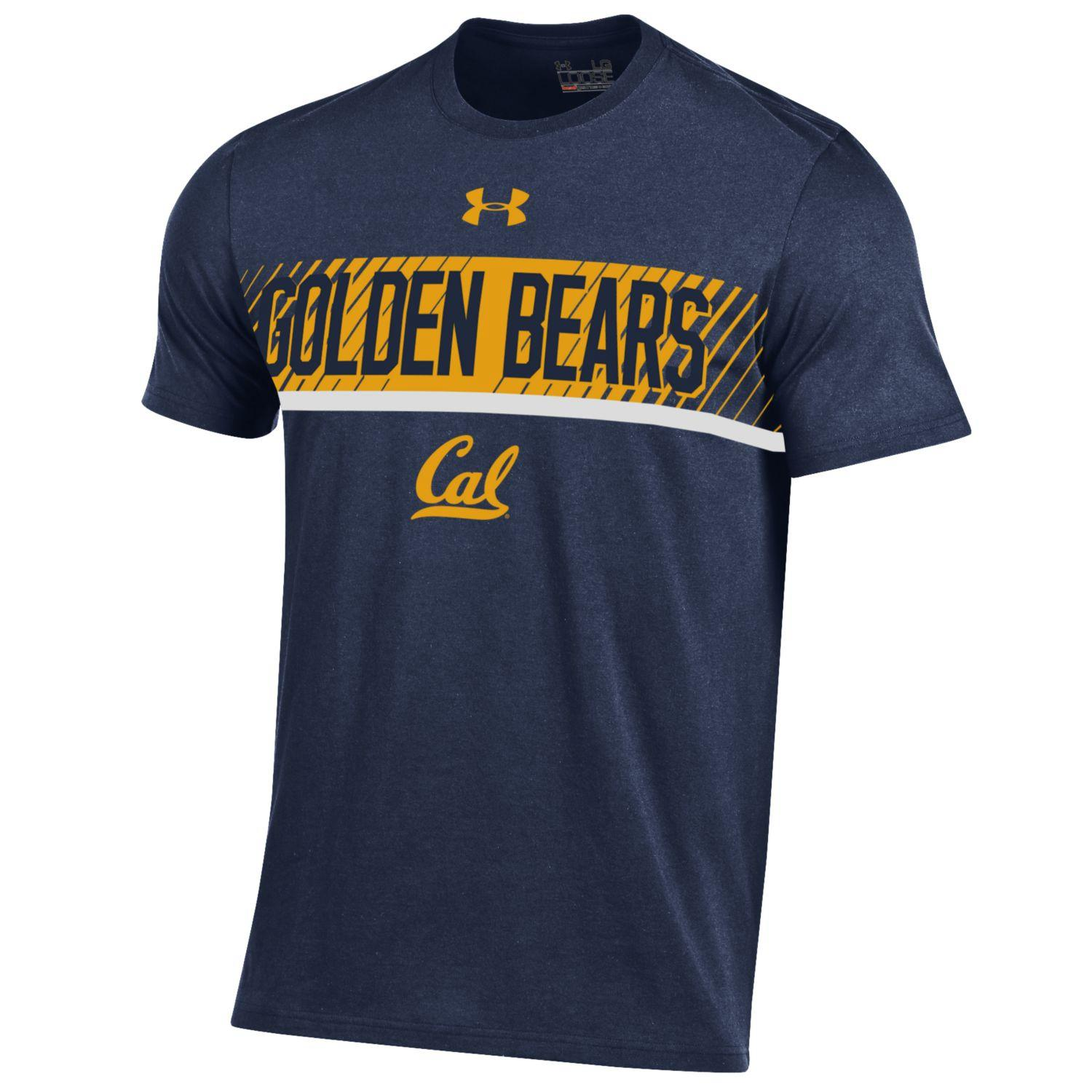 University of California Berkeley Under Armour TAPPS Tee Golden Bears