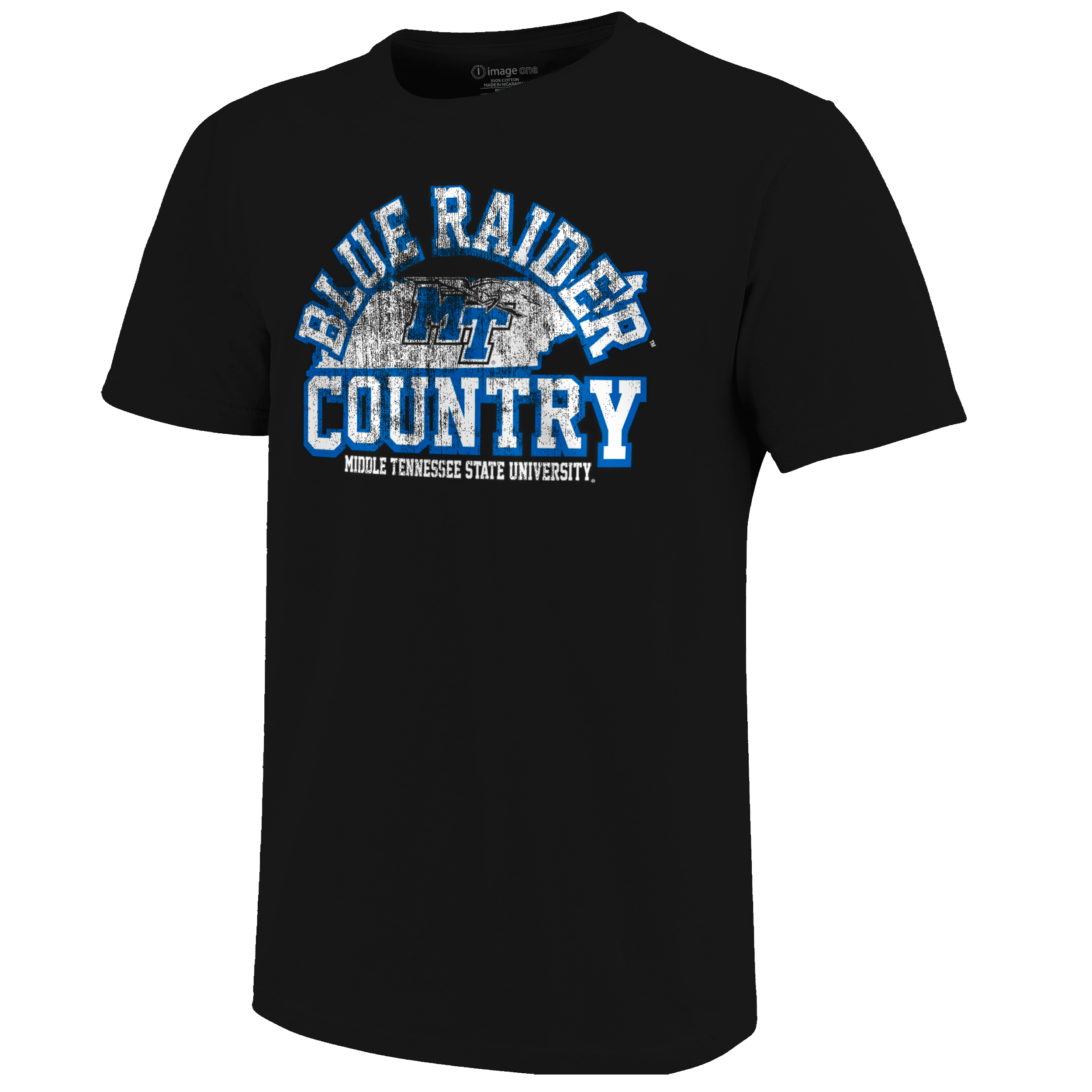 Blue Raider Country Tshirt