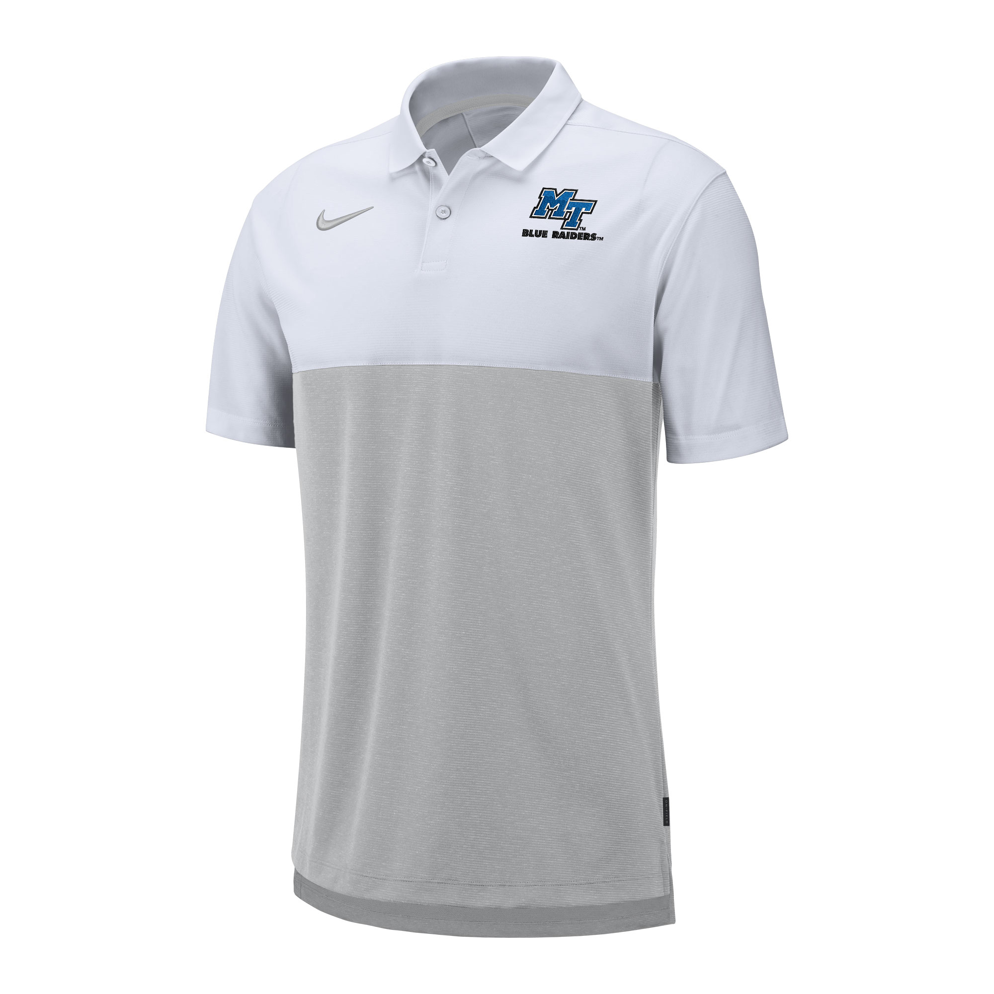 MT Blue Raiders Early Season Nike® Sideline Polo