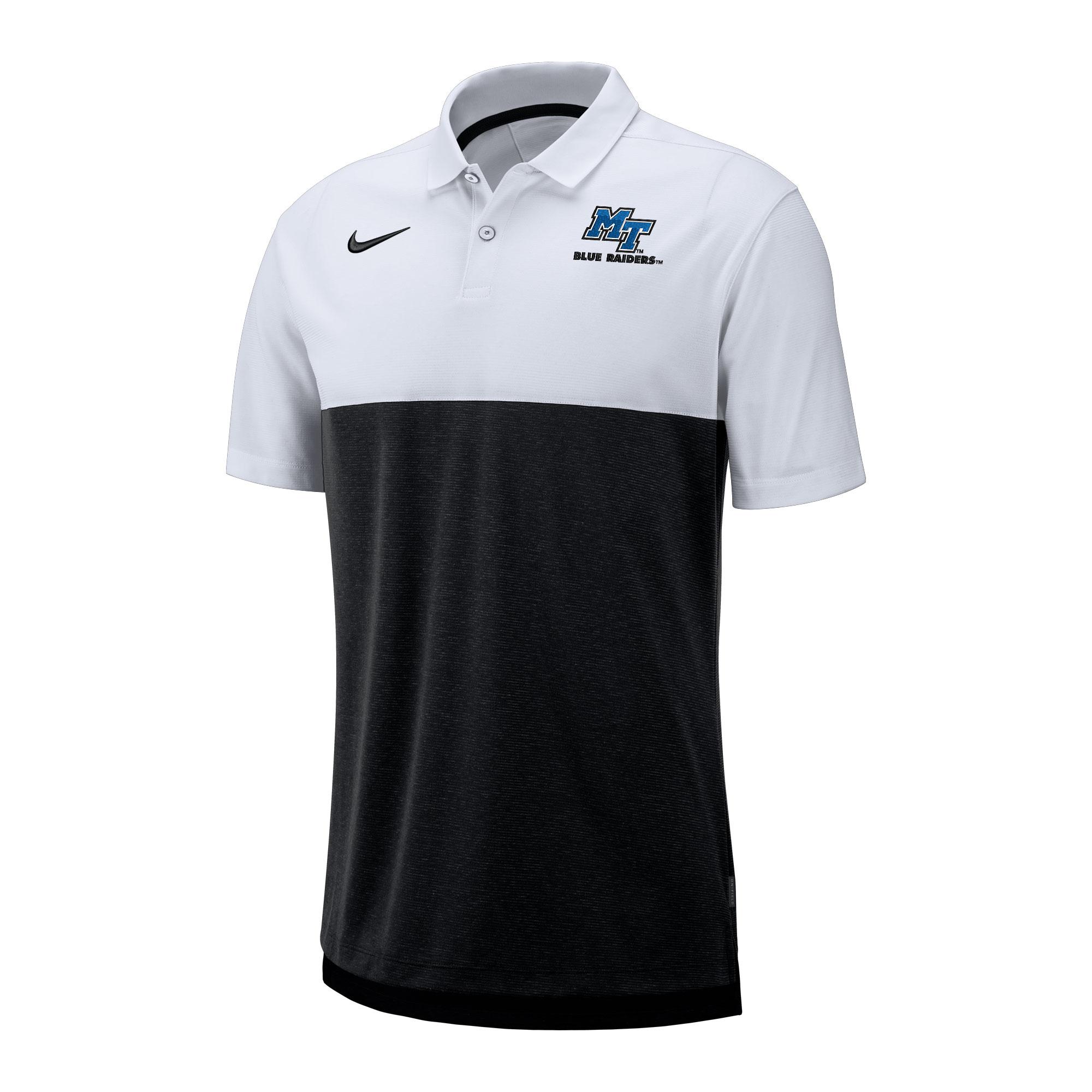 MT Blue Raiders Early Season Nike® Sideline Polo