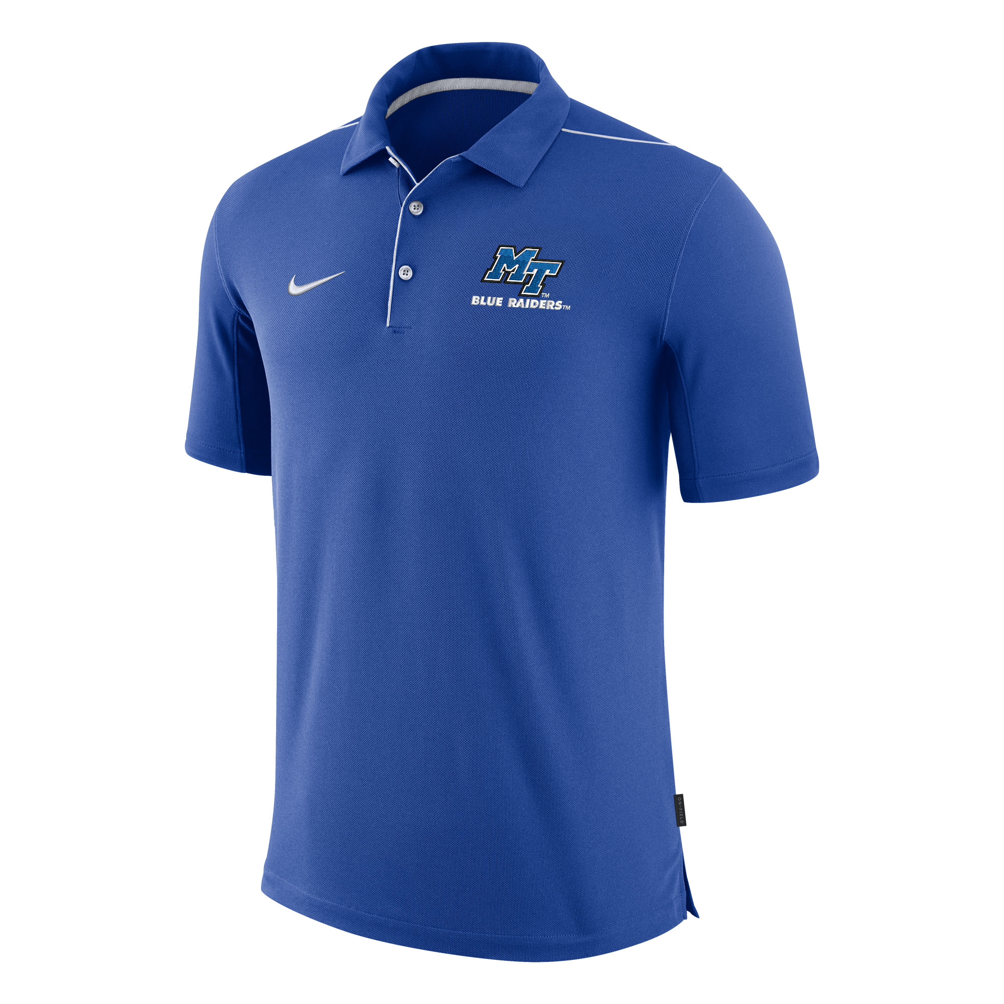 MT Blue Raiders Team Issue Nike® Sideline Polo