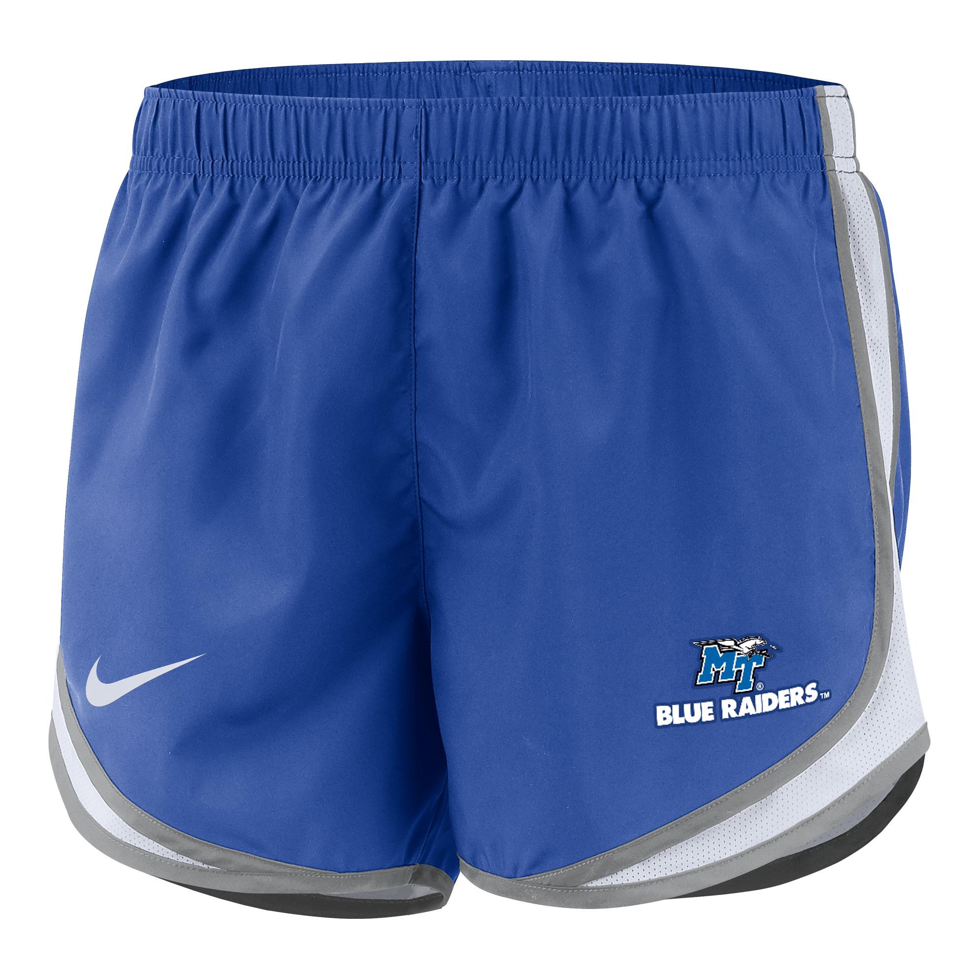 MT Blue Raiders Women's Nike® Tempo Shorts