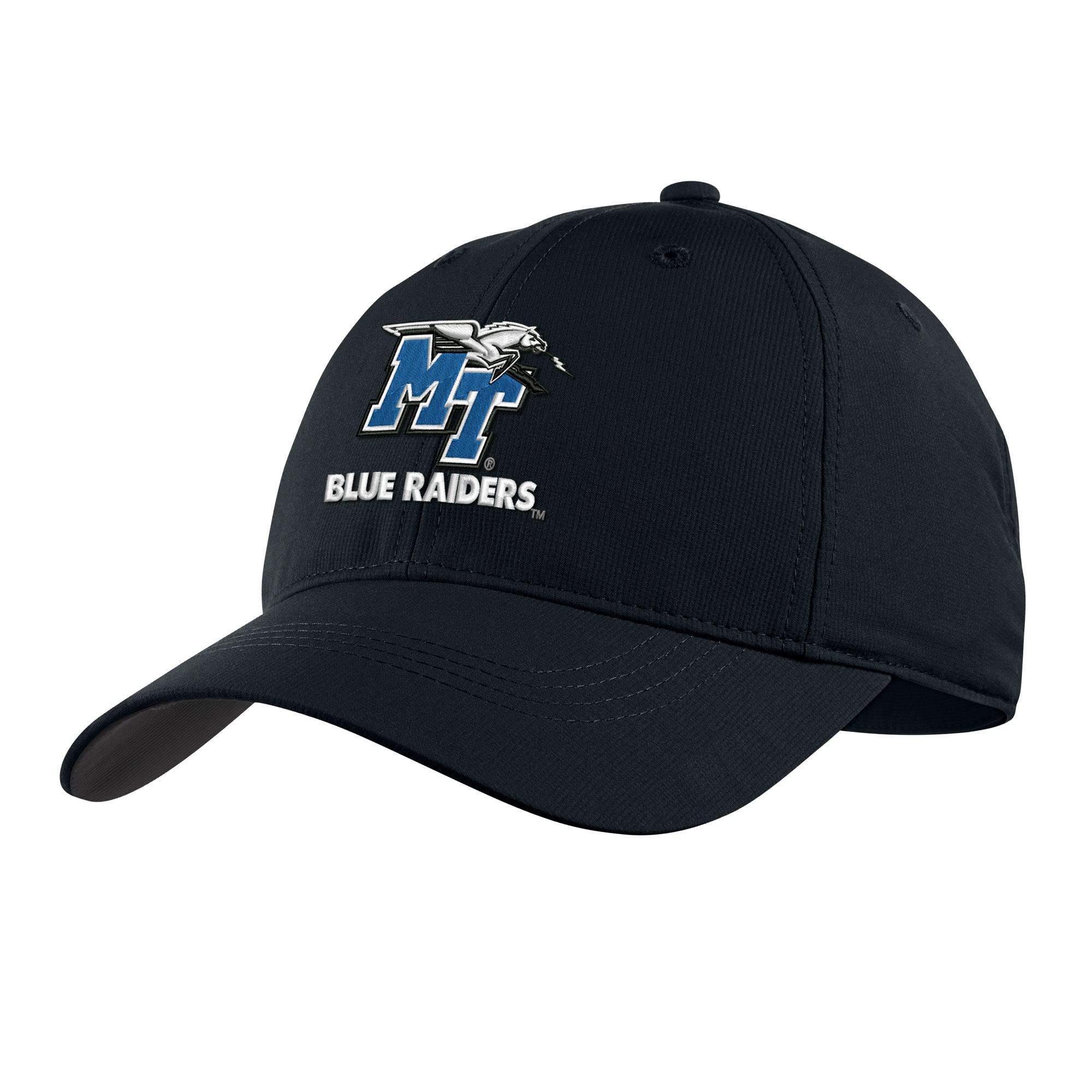 MT Blue Raiders Nike® Custom Tech Cap