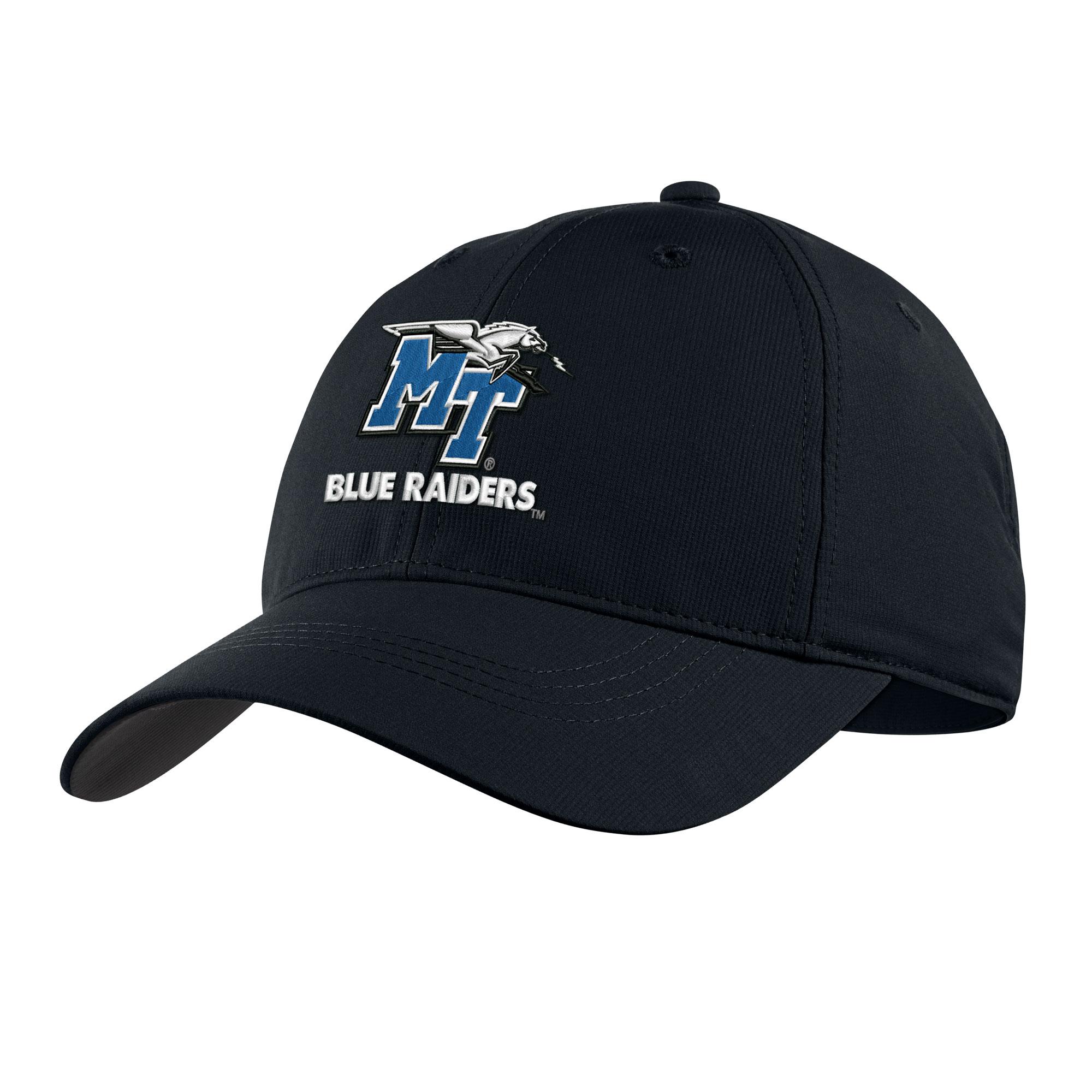 MT Blue Raiders Nike® Custom Tech Cap