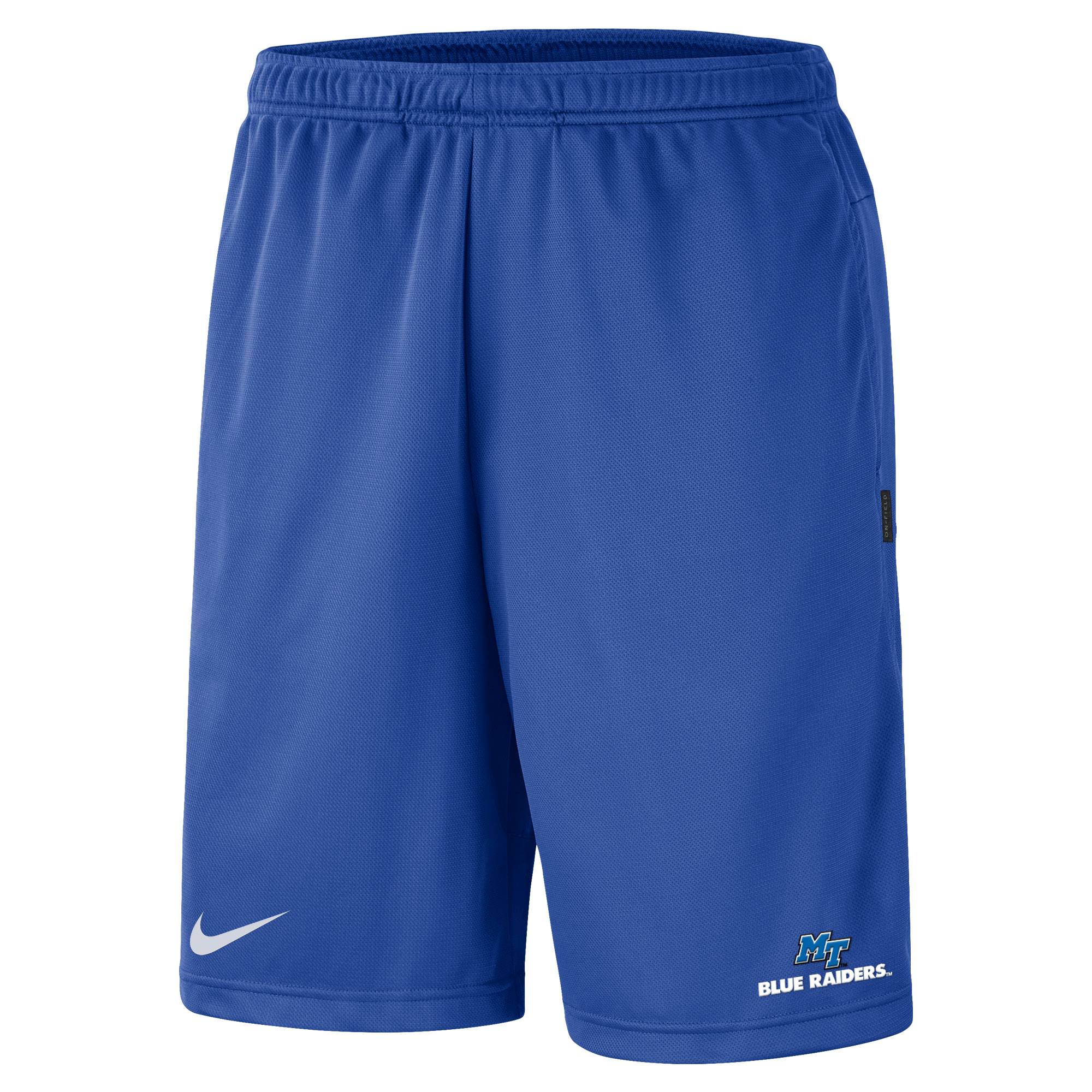 MT Blue Raiders Coach Knit Nike® Shorts