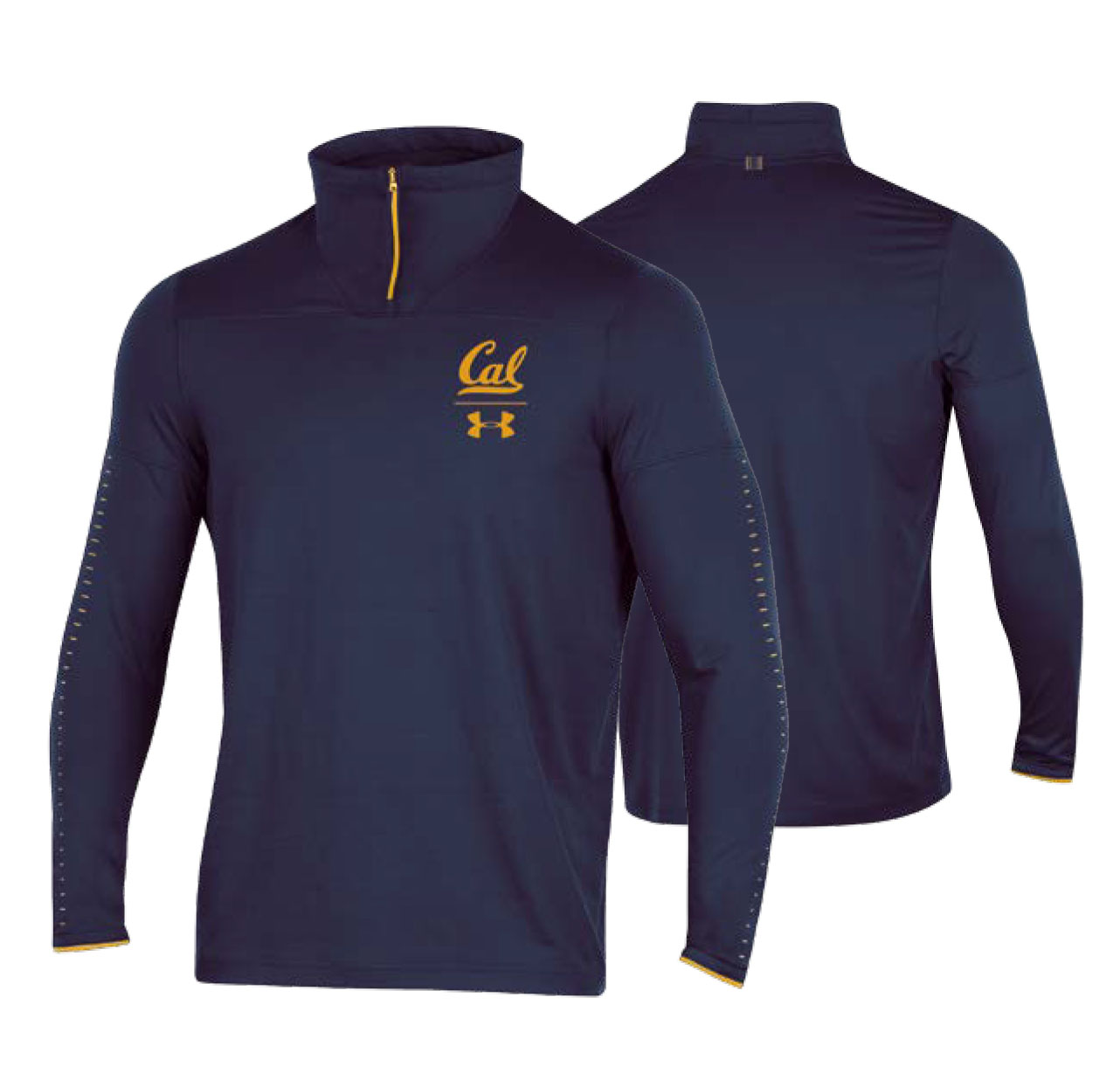 Cal Bears Under Armour F18 Men's Quarter Zip