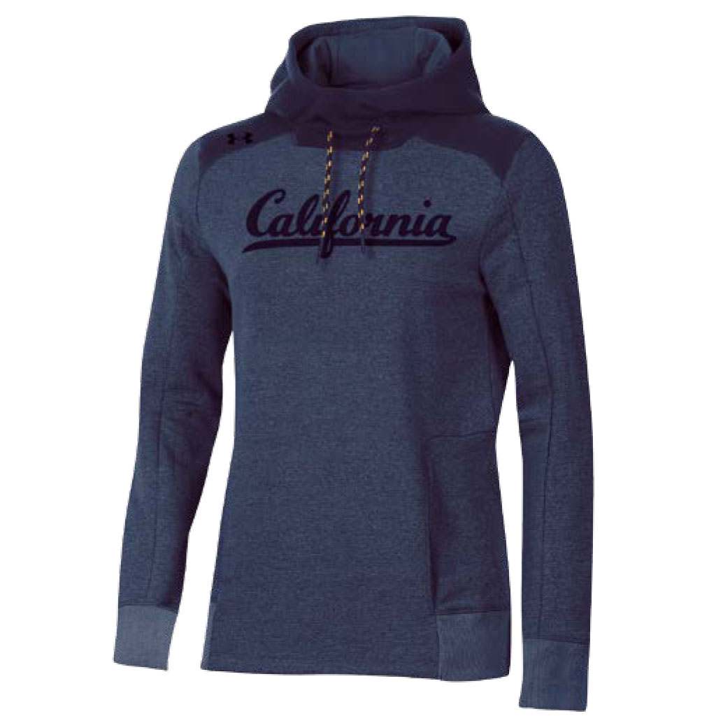 Cal Bears Under Armour F18 Women's AF Storm Hoody