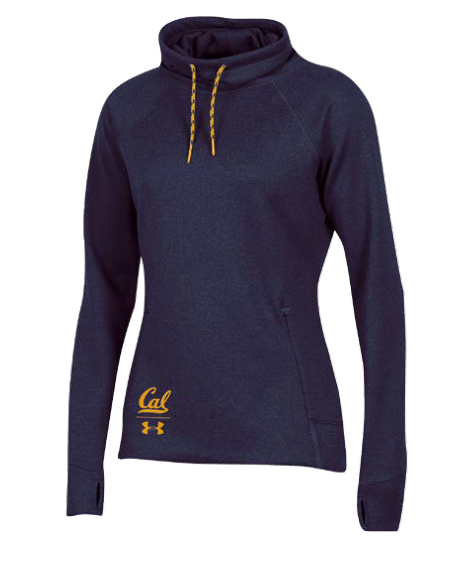 MD25-Cal Bears Under Armour F18 Sideline Women's Championship Funnel