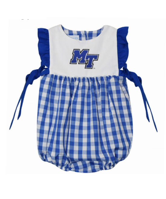 MT Logo Infant Bubble