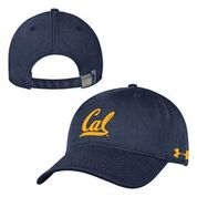 Cal Bears Under Armour Men's OS Sideline Dad Cap