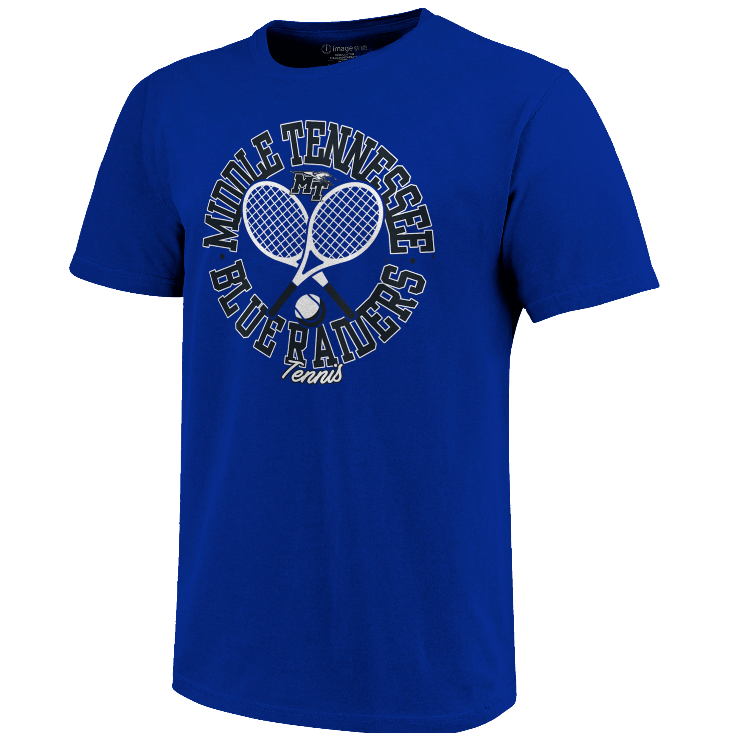 Middle Tennessee Blue Raiders Tennis Tshirt