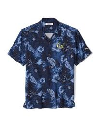 Cal Bears Tommy Bahama Men's Core Fuego Floral