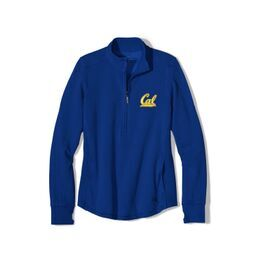 Cal Bears Tommy Bahama Women's Jen & Terry Half Zip
