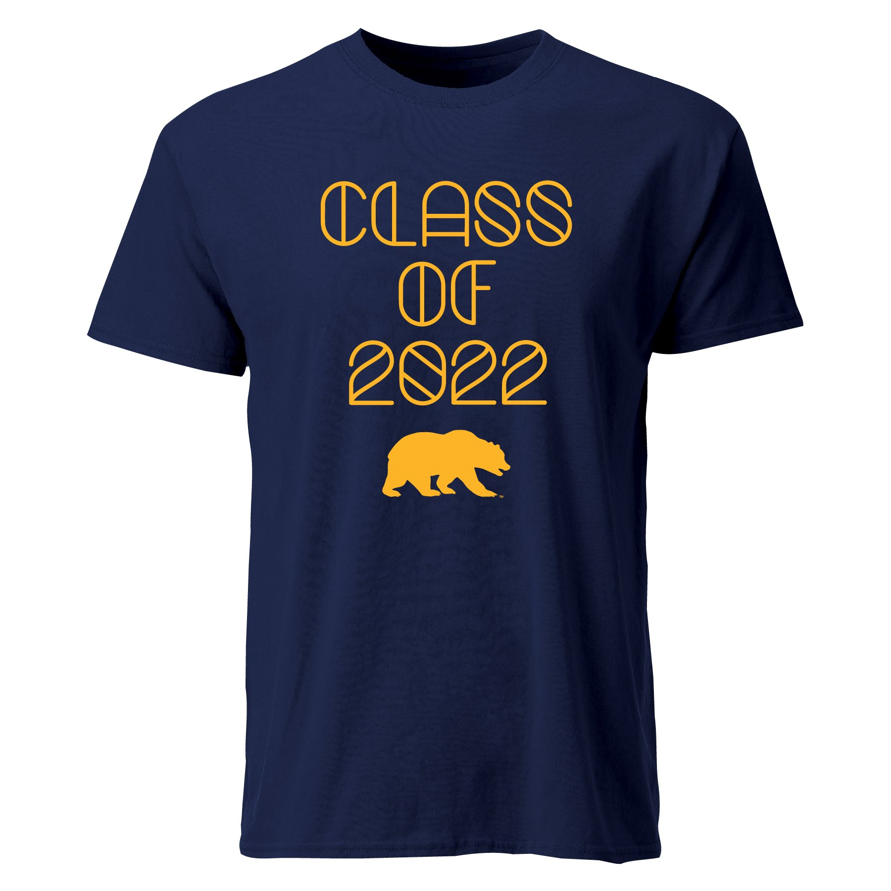Cal Bears Class of 2022 Tee