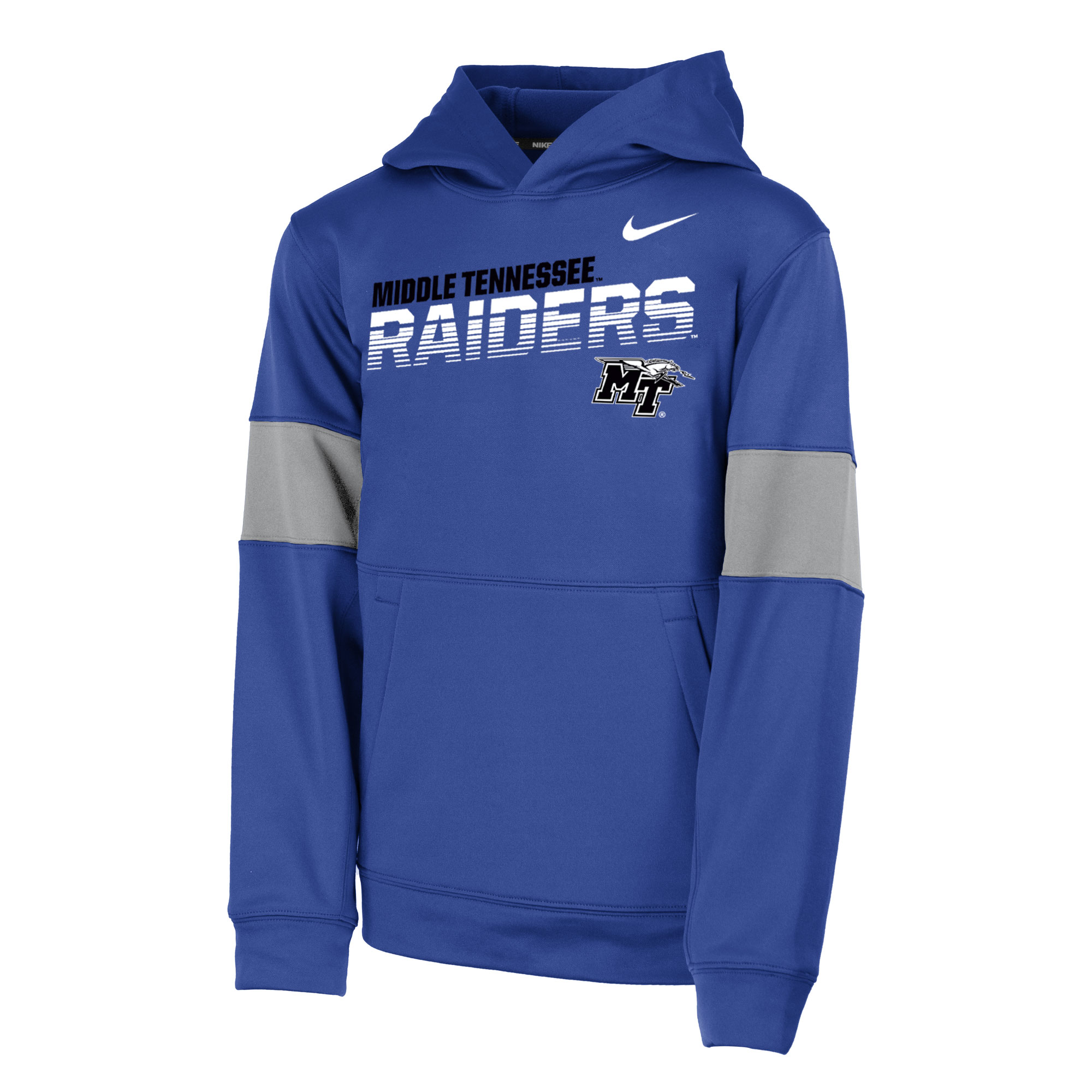 Middle Tennessee Raiders Therma PO Nike® Hoodie