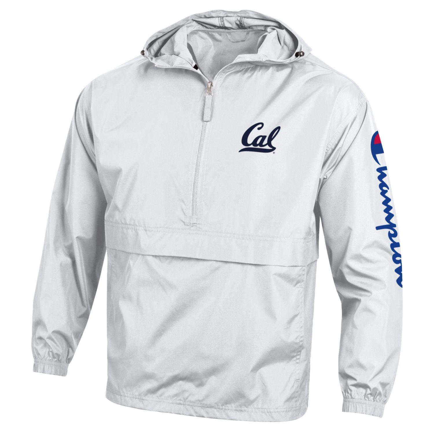 Men's Pack N Go Jacket Cal Logo Champion Sleeve
