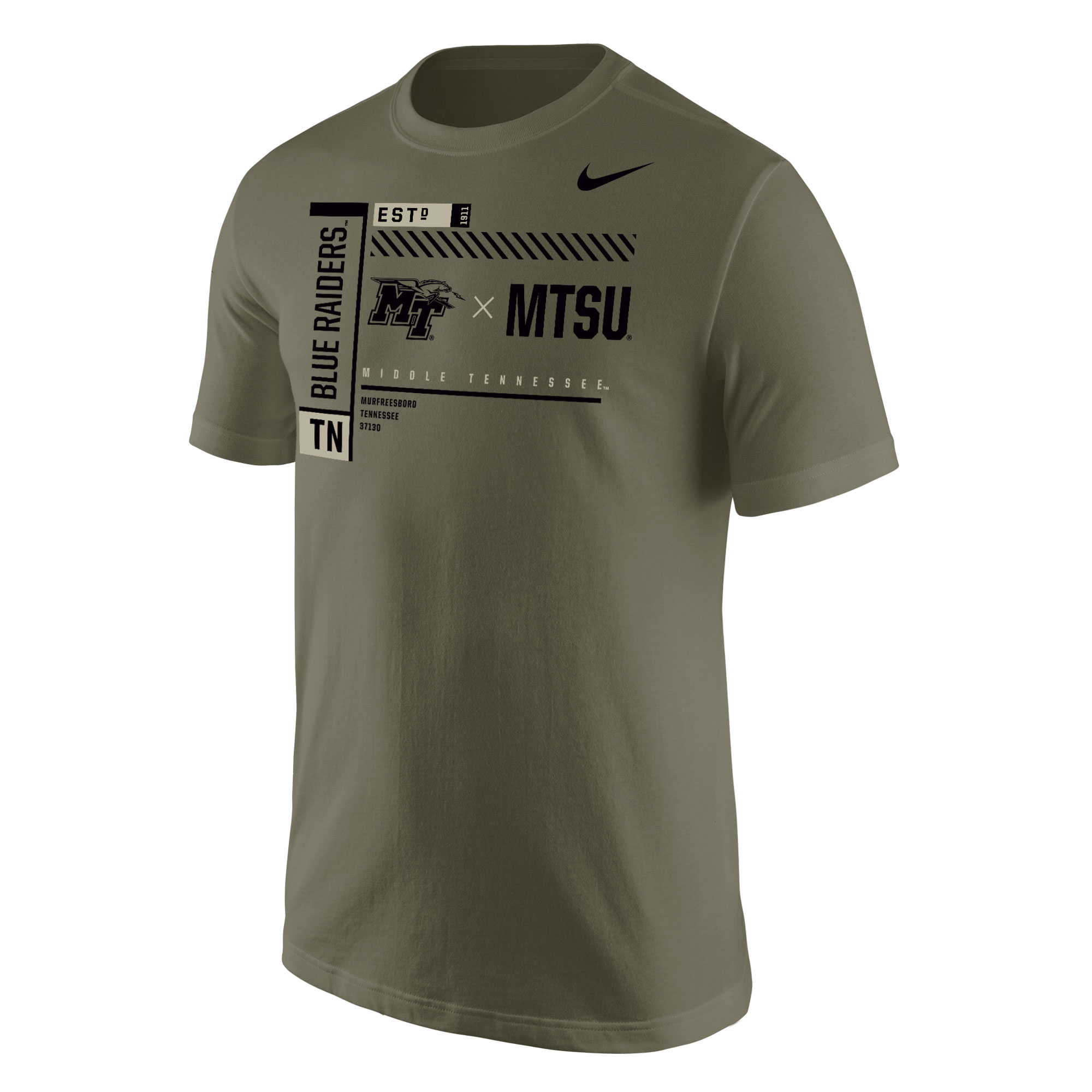 Middle TN Raiders Nike® Core Shirt