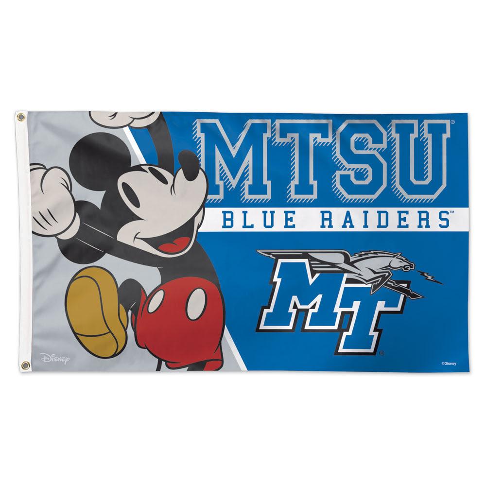 MTSU Disney 3x5 Flag