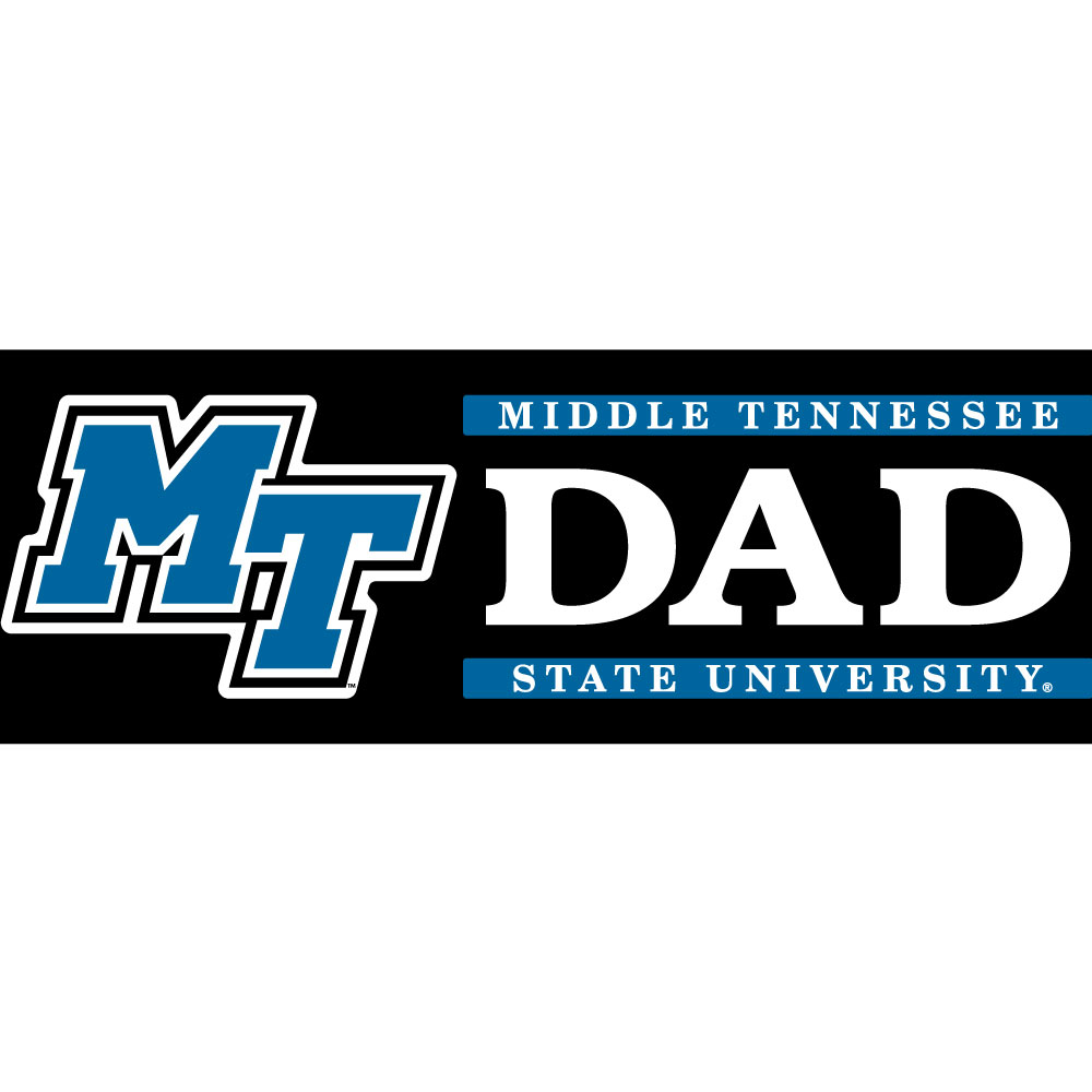 MT Logo Bar Dad Decal